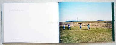 Sample page 15 for book  Hans van der Meer – Spielfeld Europa: Landschaften der Fußball-Amateure / European Fields: The Landscape of Lower League Football
