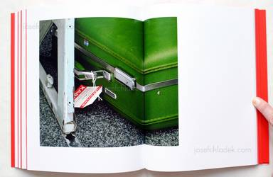 Sample page 13 for book  Christopher Williams – Printed in Germany