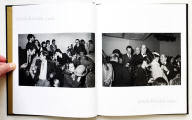 Sample page 4 for book  Tod Papageorge – Studio 54