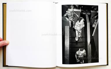 Sample page 7 for book  Tod Papageorge – Studio 54