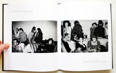 Sample page 10 for book  Tod Papageorge – Studio 54