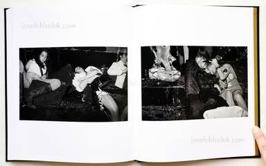 Sample page 12 for book  Tod Papageorge – Studio 54