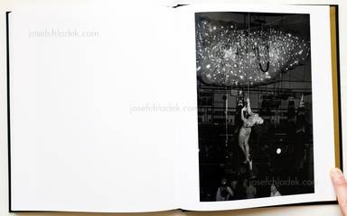 Sample page 14 for book  Tod Papageorge – Studio 54