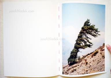 Sample page 6 for book  Vincent Delbrouck – Some Windy Trees
