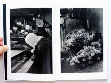Sample page 1 for book  Hiroyasu Nakai – North Point (中居裕恭写真集 北点)