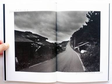 Sample page 6 for book  Hiroyasu Nakai – North Point (中居裕恭写真集 北点)