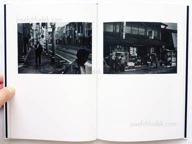 Sample page 8 for book  Hiroyasu Nakai – North Point (中居裕恭写真集 北点)