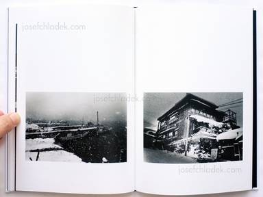 Sample page 13 for book  Hiroyasu Nakai – North Point (中居裕恭写真集 北点)