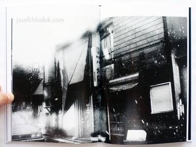 Sample page 14 for book  Hiroyasu Nakai – North Point (中居裕恭写真集 北点)