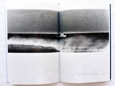 Sample page 16 for book  Hiroyasu Nakai – North Point (中居裕恭写真集 北点)