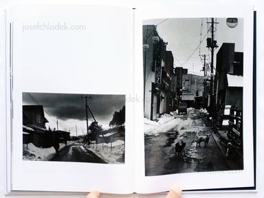 Sample page 17 for book  Hiroyasu Nakai – North Point (中居裕恭写真集 北点)