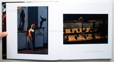 Sample page 1 for book  Ernst Haas – Color Correction