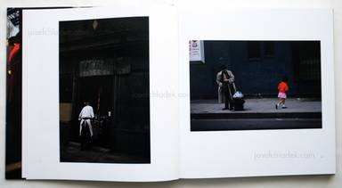 Sample page 2 for book  Ernst Haas – Color Correction