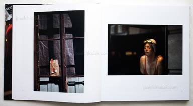 Sample page 3 for book  Ernst Haas – Color Correction