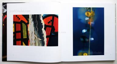Sample page 4 for book  Ernst Haas – Color Correction