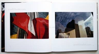 Sample page 7 for book  Ernst Haas – Color Correction