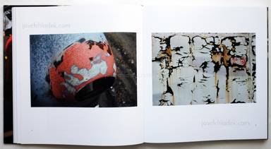 Sample page 8 for book  Ernst Haas – Color Correction