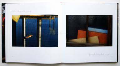 Sample page 11 for book  Ernst Haas – Color Correction