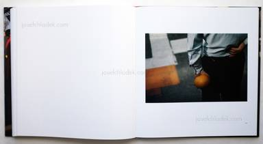 Sample page 12 for book  Ernst Haas – Color Correction