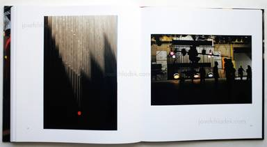 Sample page 15 for book  Ernst Haas – Color Correction