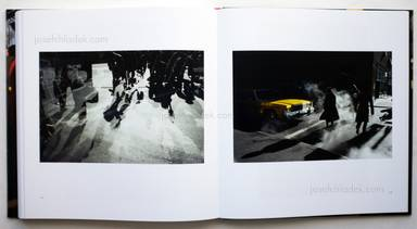 Sample page 16 for book  Ernst Haas – Color Correction