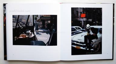 Sample page 17 for book  Ernst Haas – Color Correction