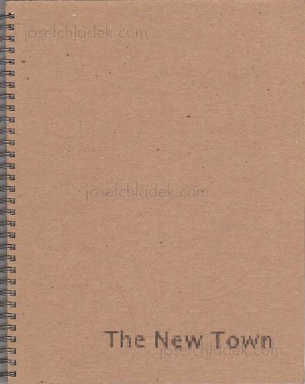 Andrew Hammerand - The New Town Vol.1 (Front)