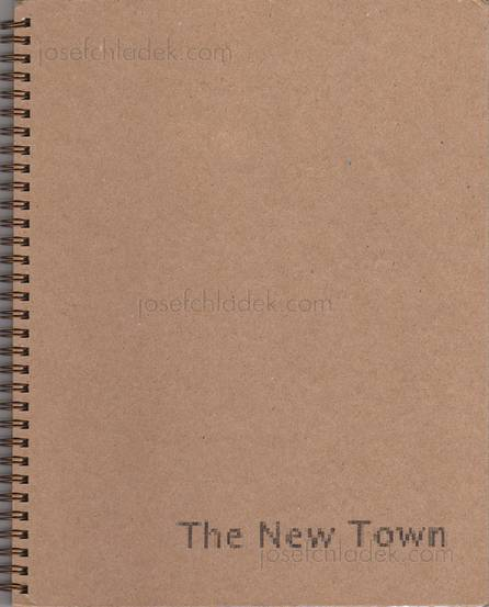 Andrew Hammerand - The New Town Vol.3 (Front)