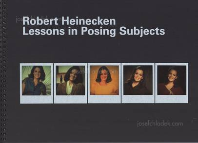 Robert Heinecken - Lessons in Posing Subjects (Front)