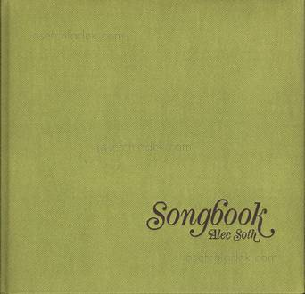 Alec Soth - Songbook (Front)