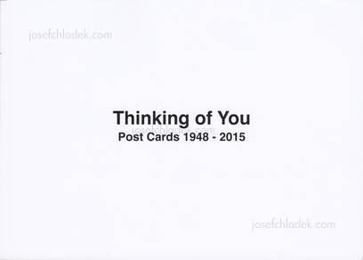 Peter Evans - Thinking of You, Post Cards: 1948 - 2015 (...