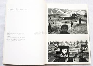 Sample page 2 for book  Gilles Peress – Telex Persan