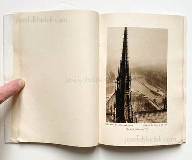 Sample page 1 for book  Germaine Krull – 100 x Paris