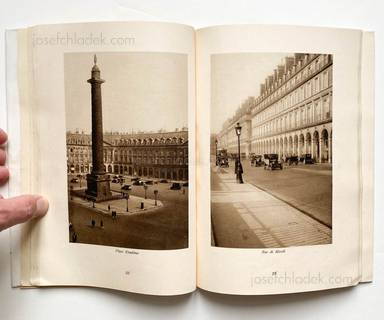 Sample page 3 for book  Germaine Krull – 100 x Paris