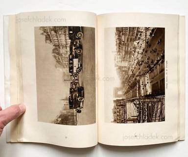 Sample page 4 for book  Germaine Krull – 100 x Paris