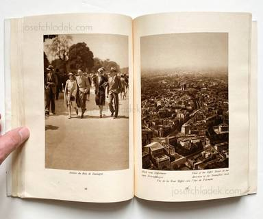 Sample page 6 for book  Germaine Krull – 100 x Paris