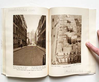 Sample page 7 for book  Germaine Krull – 100 x Paris