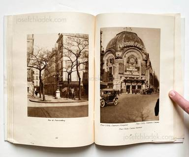 Sample page 8 for book  Germaine Krull – 100 x Paris
