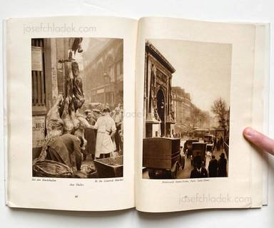 Sample page 9 for book  Germaine Krull – 100 x Paris