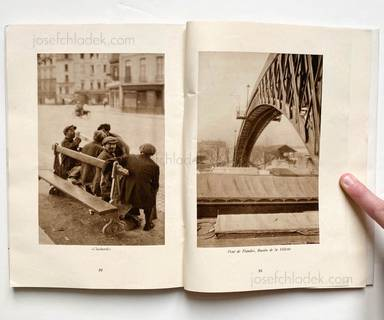 Sample page 11 for book  Germaine Krull – 100 x Paris