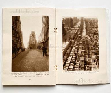Sample page 12 for book  Germaine Krull – 100 x Paris