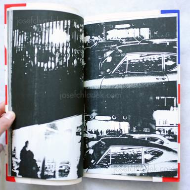 Sample page 1 for book  Daido Moriyama – Another Country in New York (Facsimile Edition)
