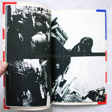 Sample page 2 for book  Daido Moriyama – Another Country in New York (Facsimile Edition)