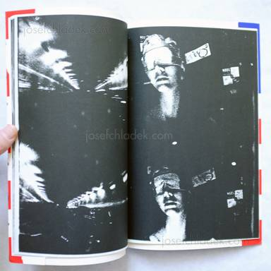 Sample page 3 for book  Daido Moriyama – Another Country in New York (Facsimile Edition)