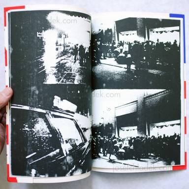 Sample page 4 for book  Daido Moriyama – Another Country in New York (Facsimile Edition)
