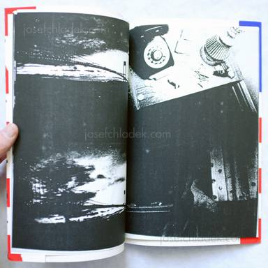 Sample page 5 for book  Daido Moriyama – Another Country in New York (Facsimile Edition)