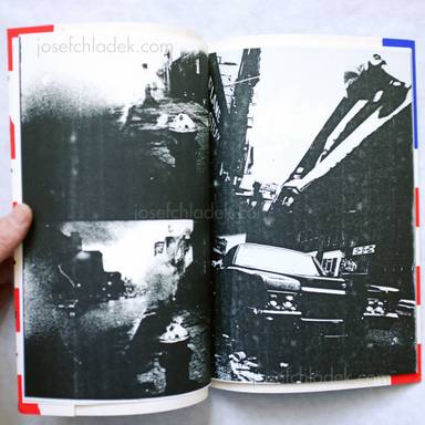 Sample page 6 for book  Daido Moriyama – Another Country in New York (Facsimile Edition)