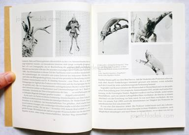 Sample page 2 for book  Joan / Formiguera Fontcuberta – Dr. Ameisenhaufens Fauna
