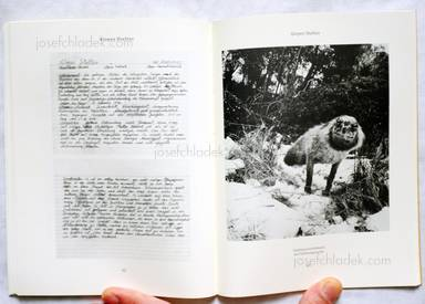 Sample page 8 for book  Joan / Formiguera Fontcuberta – Dr. Ameisenhaufens Fauna