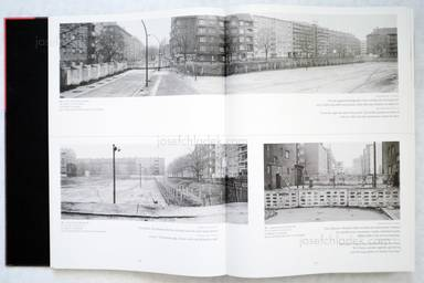 Sample page 8 for book  Annett & Messmer Gröschner – Aus anderer Sicht / The Other View: Die frühe Berliner Mauer / The Early Berlin Wall